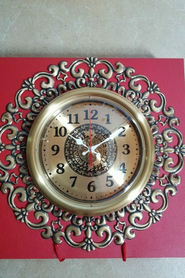 Đồng hồ quà tặng treo tường