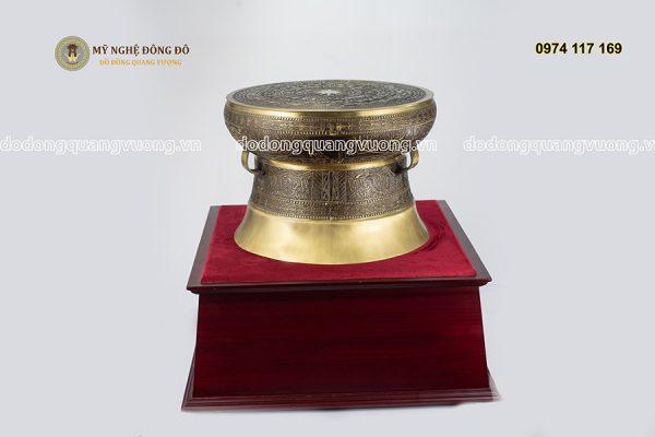 Trống đồng kích thước 40cm